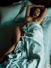 Ким Кардашьян снялась голой для журнала GQ