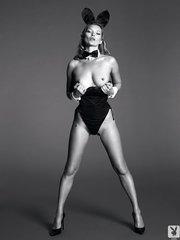 Кейт Мосс разделась для Playboy