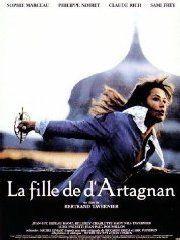 Дочь д`Артаньяна – эротические сцены