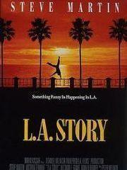 Лос-Анджелесская история – эротические сцены
