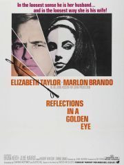 Блики в золотом глазу – эротические сцены