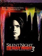 Тихая ночь, смертельная ночь 3: Лучше поберегись! – эротические сцены