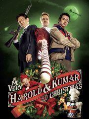 Убойное Рождество Гарольда и Кумара – эротические сцены