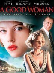 Хорошая женщина – эротические сцены