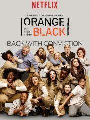 Оранжевый — хит сезона – эротические сцены