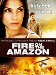 Амазонка в огне – эротические сцены