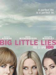 Большая маленькая ложь – эротические сцены