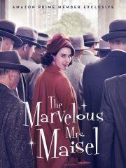 Удивительная миссис Майзел – эротические сцены