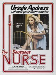 Обнаженная Марина Конфалоне – Чувственная Медсестра (1975)
