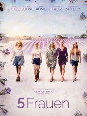 5 женщин – эротические сцены