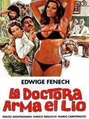Медсестра на военном обходе – эротические сцены