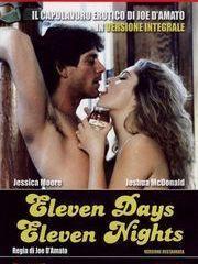 Одиннадцать дней, одиннадцать ночей – эротические сцены