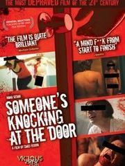 Чей-то стук в дверь – эротические сцены