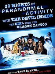 30 ночей паранормального явления с одержимой девушкой с татуировкой дракона – эротические сцены