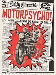 Безумные мотоциклисты – эротические сцены