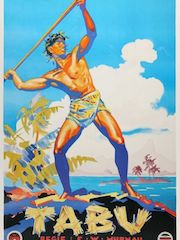 Табу: История южных морей – эротические сцены