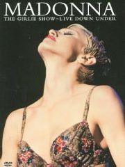Мадонна – The Girlie Show – эротические сцены