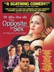 Противоположность секса – эротические сцены