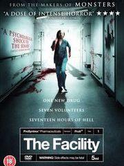 Клиника (2012) – эротические сцены