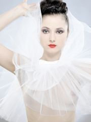 Голая Ольга Федори