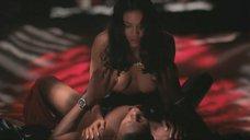 2. Секс сцена с Розарио Доусон – Его игра