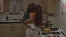 4. Секс сцена на кухне с Дрю Бэрримор – Доппельгангер