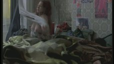 Голая грудь Мишель Уильямс