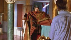 Под платьем Виктории Абриль
