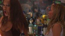 Танец Тайры Бэнкс на барной стойке