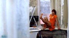 Танец полуголой Алисы Гребенщиковой