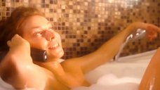 Екатерина Гусева ублажает себя в ванной