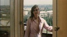 Соблазнительная Ирина Мирошниченко в рубашке