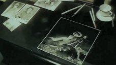 3. Фото с голой Мирдзой Мартинсоне – Фотография с женщиной и диким кабаном