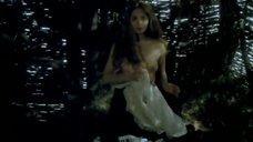 Секс с Натальей Лапиной на сеновале