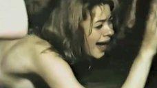 Наталья Селиверстова в бане