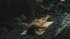 Ублажение Веры Сотниковой на пляже