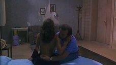 Сексуальная спинка Марии Калининой