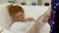 3. Нана Кикнадзе в пенной ванне – Ставка на жизнь