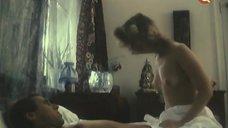 Игры со Светланой Рябовой в постели
