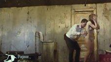 Наталья Акимова в белых трусиках