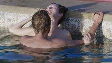 11. Секс с Тильдой Суинтон в бассейне – Большой всплеск