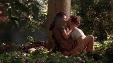 Интимная сцена с Клер ван дер Бом