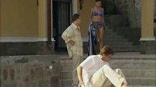 1. Дарья Повереннова в синем купальнике – Марш Турецкого
