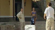 2. Дарья Повереннова в синем купальнике – Марш Турецкого