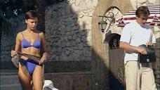 6. Дарья Повереннова в синем купальнике – Марш Турецкого