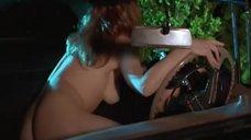 Секс с Кимберли Блэр в машине