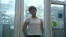 Торчащие соски Елены Поляковой