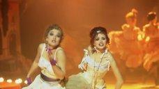 Эротичный танец Ольги Кузьминой в кабаре
