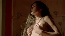 12. Страстный секс с Сибиллой Дин – Тут
