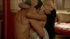 2. Страстный секс с Сибиллой Дин – Тут